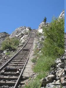 Highlight for Album: The Agnew Mountain Railway