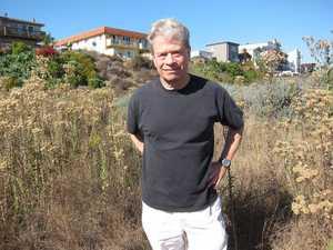 David at Alex's site
