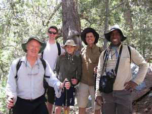 The Buckhorn crew