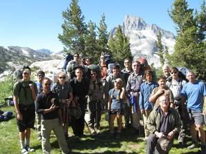 Highlight for Album: David Turner's Sierra Trip