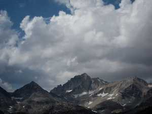 More mountains more clouds a