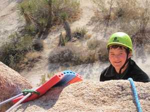 Leo off the edge