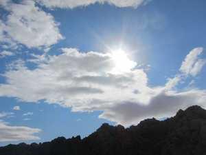 Saturday cloud