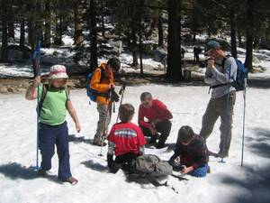 Highlight for Album: Mt. San Jacinto March 2004