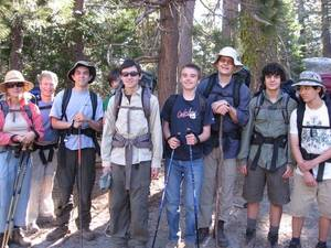 Highlight for Album: Mt San Jacinto  - June 2008