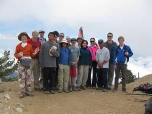 Highlight for Album: Mt Baden Powell Qualifier