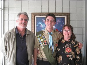 Daniel and Rasch parents