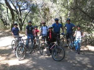Highlight for Album: Santa Barbara Bike Trip - October 2005