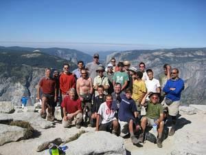 Highlight for Album: Sierra Trip 2009:  Virginia Lakes to Yosemite Valley