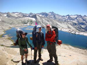 Highlight for Album: Bayard's Sierra Trip 2011 Pix