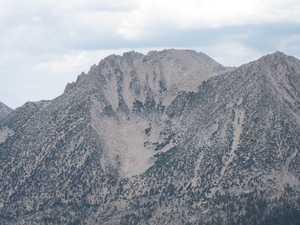 Bear paw mountain