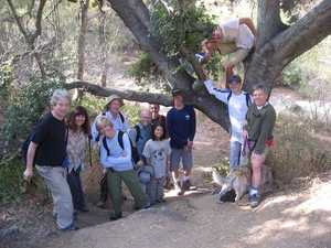 Webelos hike crew 3