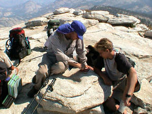 Highlight for Album: Sierra Trip 2002 - Yosemite National Park