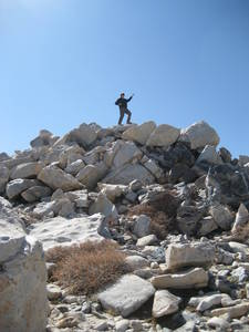 Highlight for Album: San Gorgonio May 2009