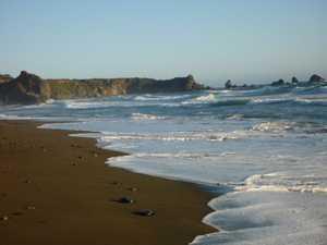 South Big Sur beach